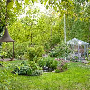 Trädgårdsfotografering