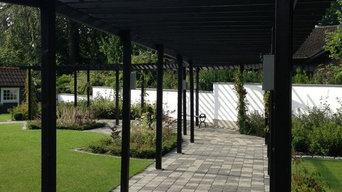 Villa Trädgård