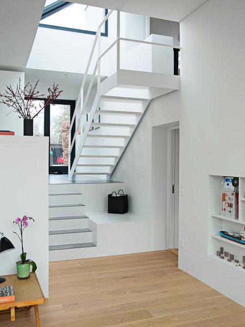 moderne treppen in d nemark ideen f r treppenaufgang treppenhaus. Black Bedroom Furniture Sets. Home Design Ideas