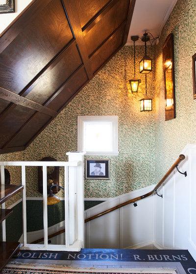 Eklektisch Treppen by Studio Dittmer
