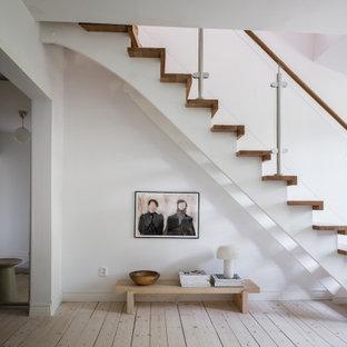 Inspiration för minimalistiska trappor
