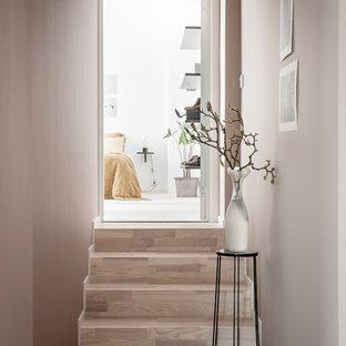 Exempel på en skandinavisk trappa