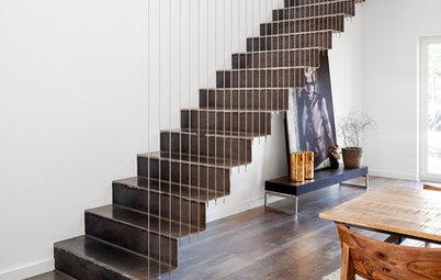 Skab elegance i hjemmet med et sikkert og stilet trappegelænder