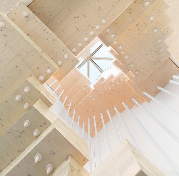 Modern Treppen by rundzwei