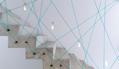 15 Ideen für schöne Treppengeländer im Innenraum