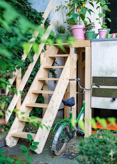 Landhausstil Treppen by design studio von dieken