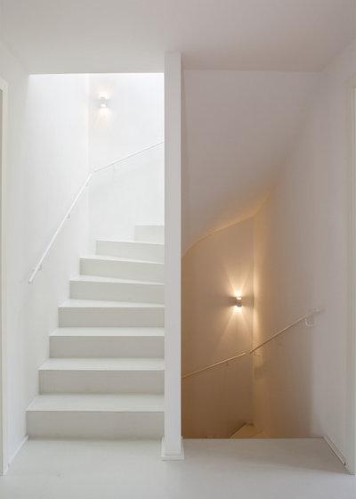 Beleuchtung im treppenhaus: ein experte gibt tipps zur licht planung