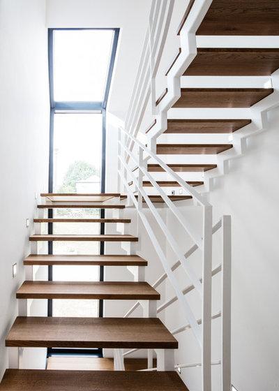 hilfe im auf und ab des lebens 15 ideen f r treppengel nder. Black Bedroom Furniture Sets. Home Design Ideas