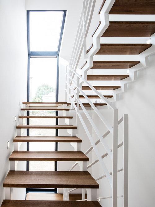 treppen ideen design bilder houzz. Black Bedroom Furniture Sets. Home Design Ideas