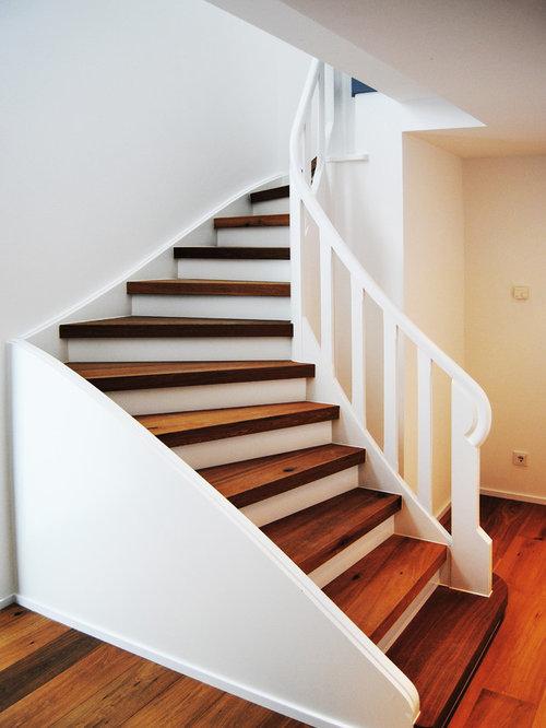 moderne gewendelte treppen ideen f r treppenaufgang. Black Bedroom Furniture Sets. Home Design Ideas