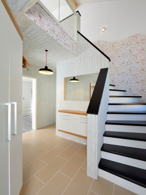 Landhausstil Flur Ideen, Design & Bilder | Houzz