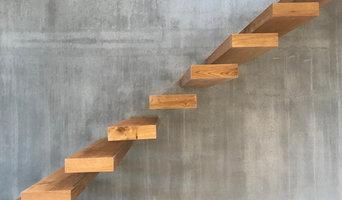 Freischwebende Kragarm Treppe