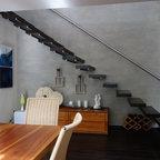 treppe in eiche ge lt modern treppen sonstige von spart gmbh slimline design. Black Bedroom Furniture Sets. Home Design Ideas