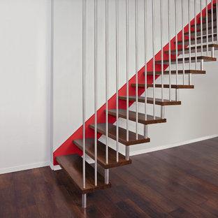 Photos et idées déco d\'escaliers modernes Dresde