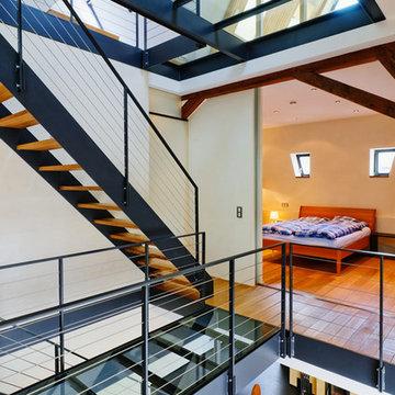 Haus M: Treppenhaus