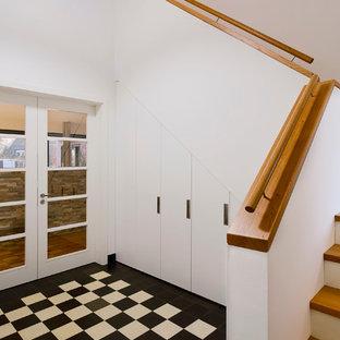 Foto på en funkis trappa