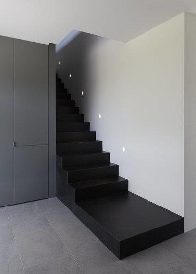 Contemporain Escalier By Fachwerk4 | Architekten BDA