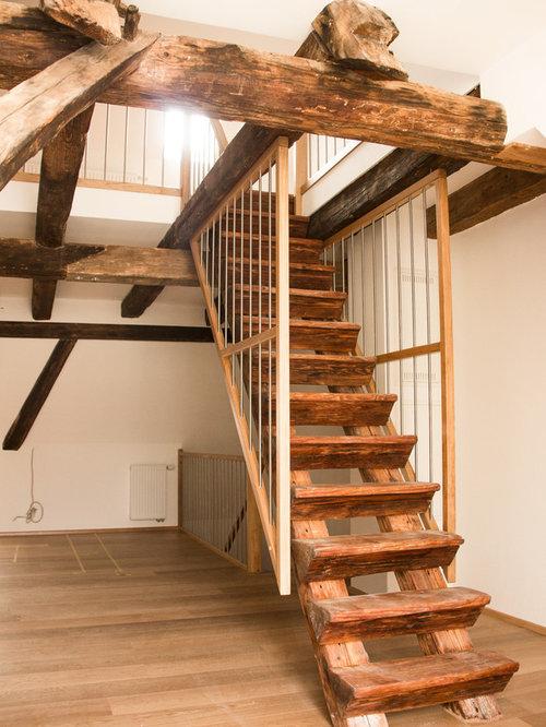 Escaleras Rusticas De Madera Elegant Cuando Pensamos En Escaleras - Escaleras-rusticas-de-interior