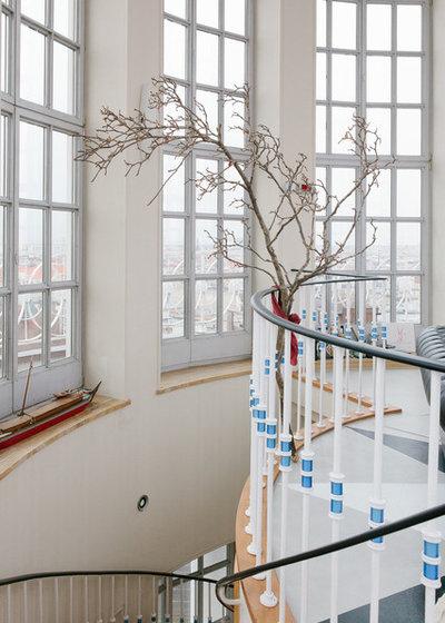 Eklektisch Treppen by HEJM - Interieurfotografie