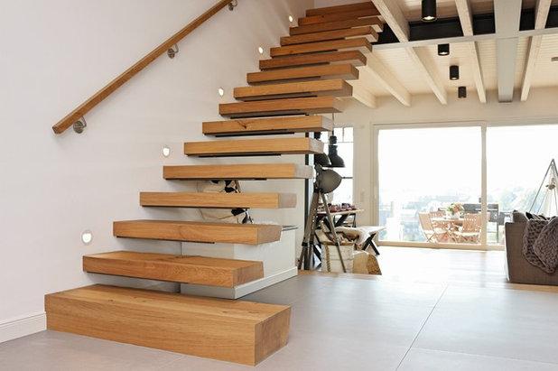 Treppenhaus Gestalten Tolle Ideen Fur Einen Aufgang Mit Stil
