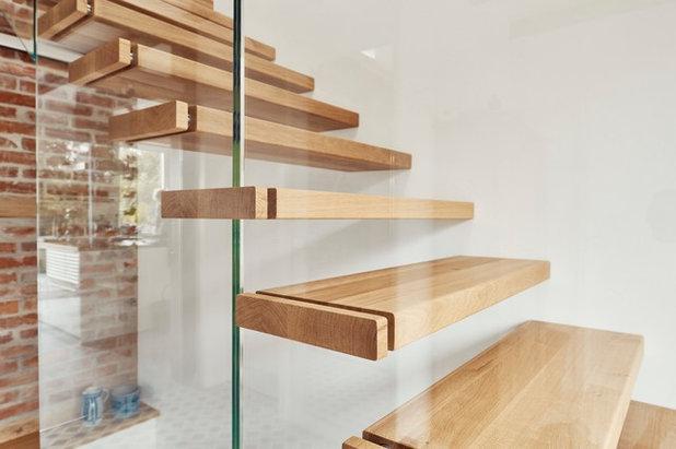 Minimalistisch Treppen by hokon