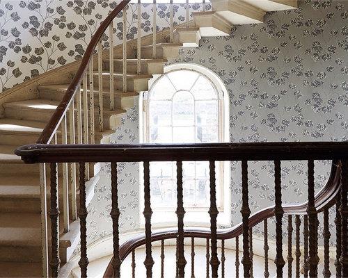 Treppen ideen f r treppenaufgang treppenhaus houzz for Raumgestaltung goerdel