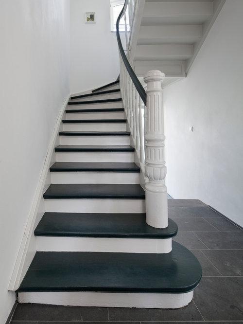 Designer Treppen klassische treppen ideen design bilder houzz