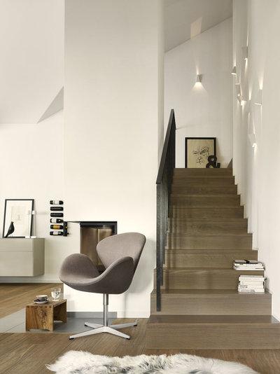 Klassisch Modern Treppen Moderne Klassik Treppenhaus