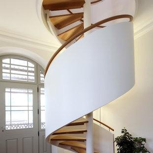 Moderne Treppe in München