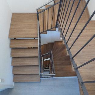 Neubau Treppenhaus_ Hacienda Eiche