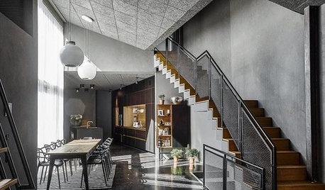 Houzz Tour: From German Gingerbread Factory to Family Home