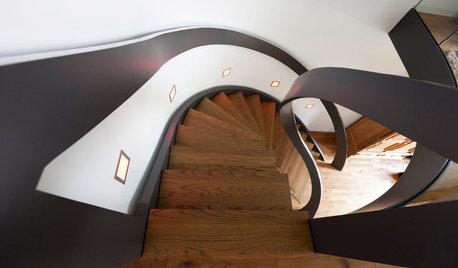 Selbst in die Hand nehmen! 20 faszinierende Treppenhandläufe