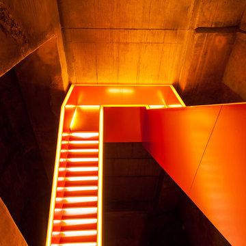 Ruhr Museum Zollverein, Architekt Rem Koolhaas