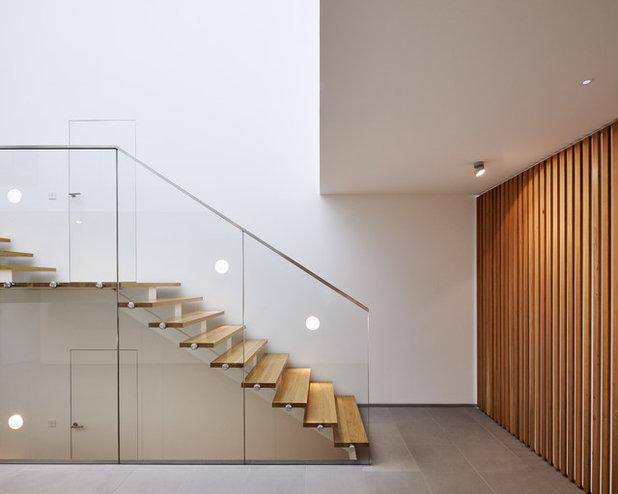 Treppenformen im Überblick: Bilder und Tipps zu den gängigsten ...