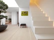 Idea d cor esagerate con lampadari xl per la zona giorno for Lampadari per vani scale