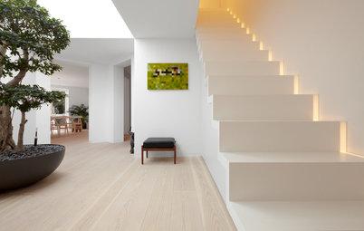 Licht im Treppenhaus: Ein Experte gibt Tipps zur Planung