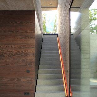 Photos et idées déco d\'escaliers contemporains Hanovre