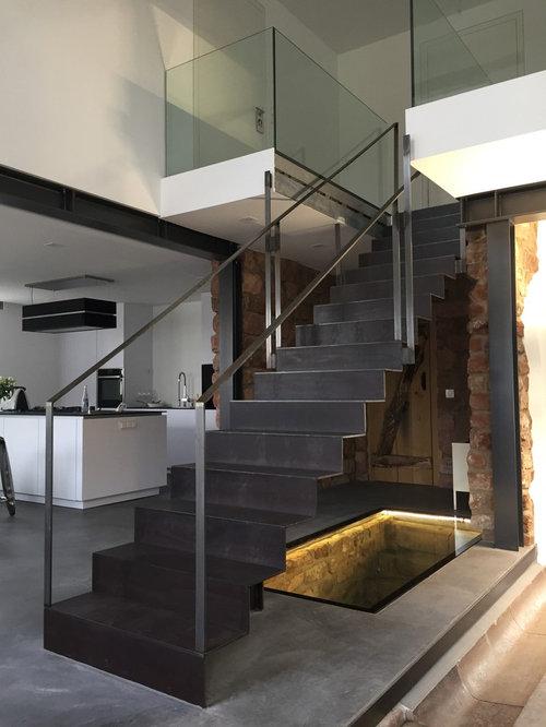 Photos et idées déco d'escaliers industriels de luxe