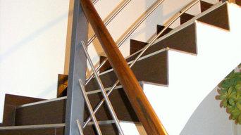 Treppenbau 1