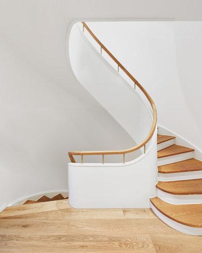 Modern Treppen by Benjamin von Pidoll I Architektur