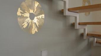 Treppenhaus - Gestaltung