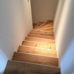 Treppenrenovierung Mit Lindura