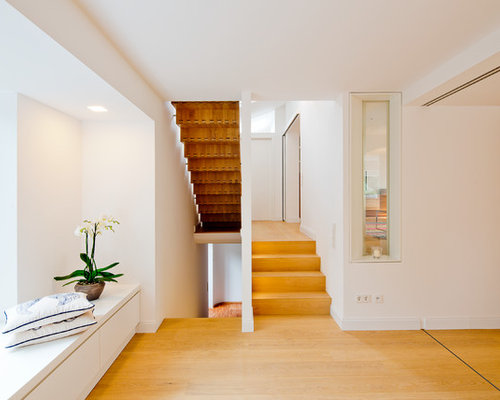 treppen ideen f r treppenaufgang treppenhaus houzz. Black Bedroom Furniture Sets. Home Design Ideas