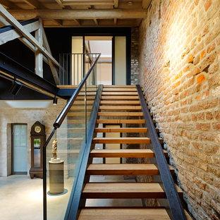 Rustikale Treppen Ideen Design Bilder Houzz