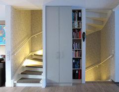Gemauerte Treppengeländer 15 ideen für schöne treppengeländer im innenraum