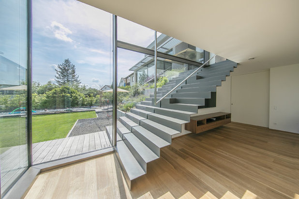Modern Treppen by S3P-Engineering