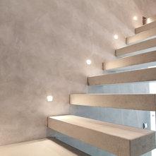treppen und licht ein ideenbuch von bolz licht und design. Black Bedroom Furniture Sets. Home Design Ideas