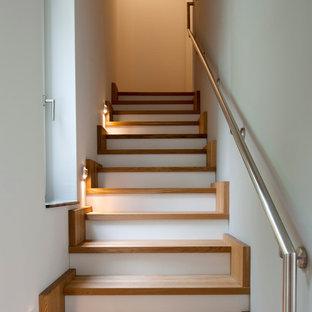 Photos et idées déco d\'escaliers contemporains Allemagne