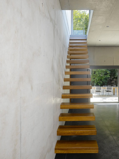 Contemporáneo Escalera by W67 Architekten BDA