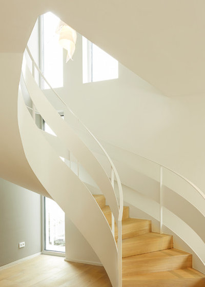 treppenformen im berblick bilder und tipps zu den. Black Bedroom Furniture Sets. Home Design Ideas
